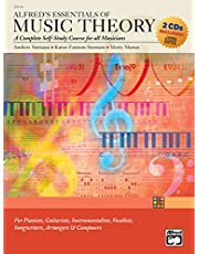 Alfred's Essentials of Music Theory: Complete Self-Study Course, Book & 2 CDs