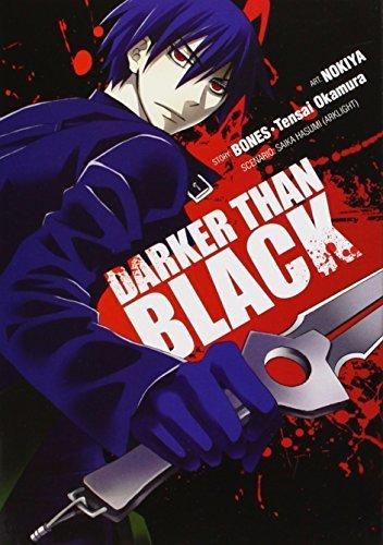 Darker Than Black by Bones, Okamura, Tensai(June 15, 2010) Paperback