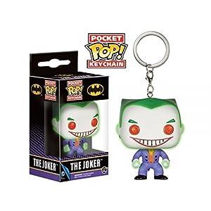 Pocket POP! Keychain The Joke Hot Topic Glow In The Dark Exclusive by POCKET POP