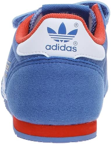 Onza Familiar Crónica  Amazon.com | Adidas Trainers Shoes Kids Dragon Cmf I Nylon Blue | Shoes