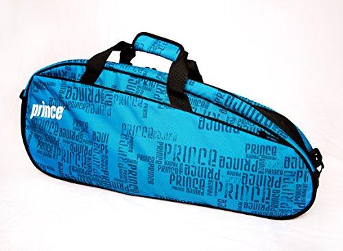 Prince 2016 Club (6-Pack) Tennis Bag (Black/Blue)
