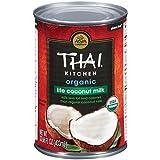 Thai Kitchen Organic Lite Coconut Milk, 13.66 fl oz
