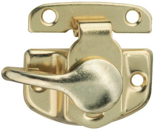 Antique Brass Appliance (Stanley Hardware 755881 Antique Brass Window Sash Lock)