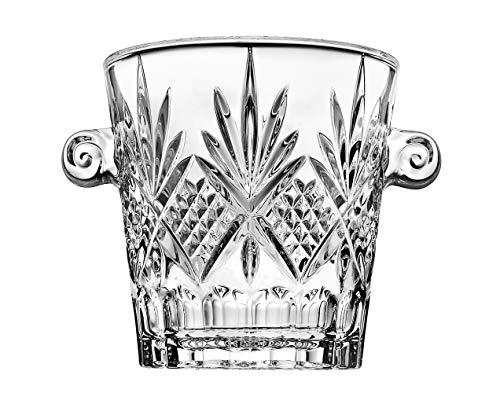 Godinger Dublin Ice Bucket, Clear