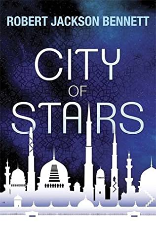 book cover of City of Stairs
