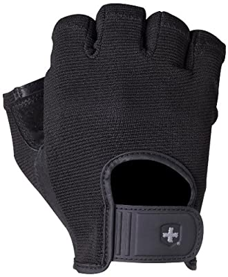 Harbinger 155 Power StretchBack Glove (Black) from Harbinger