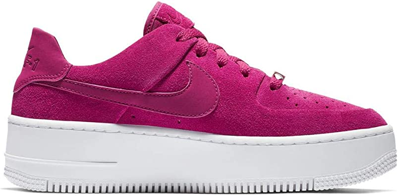 Amazon Com Nike Air Force 1 Sage Low Womens Womens Ar5339 600