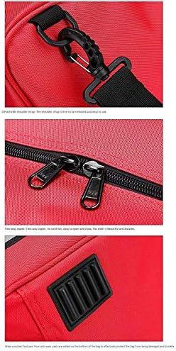 CANDYANA Tragbares wasserdichtes Erste-Hilfe-Set aus Oxford-Stoff Leichter Erste-Hilfe-Rucksack mit hoher Kapazität und abnehmbarem Schultergurt
