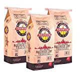 Laredo Premium - All Natural Hardwood Lump Charcoal (3, 20 lbs)