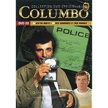Columbo - Dvd 22 - Saison 7 - épisodes 43. Jeu de Mots 44. Des Sourires et des Armes
