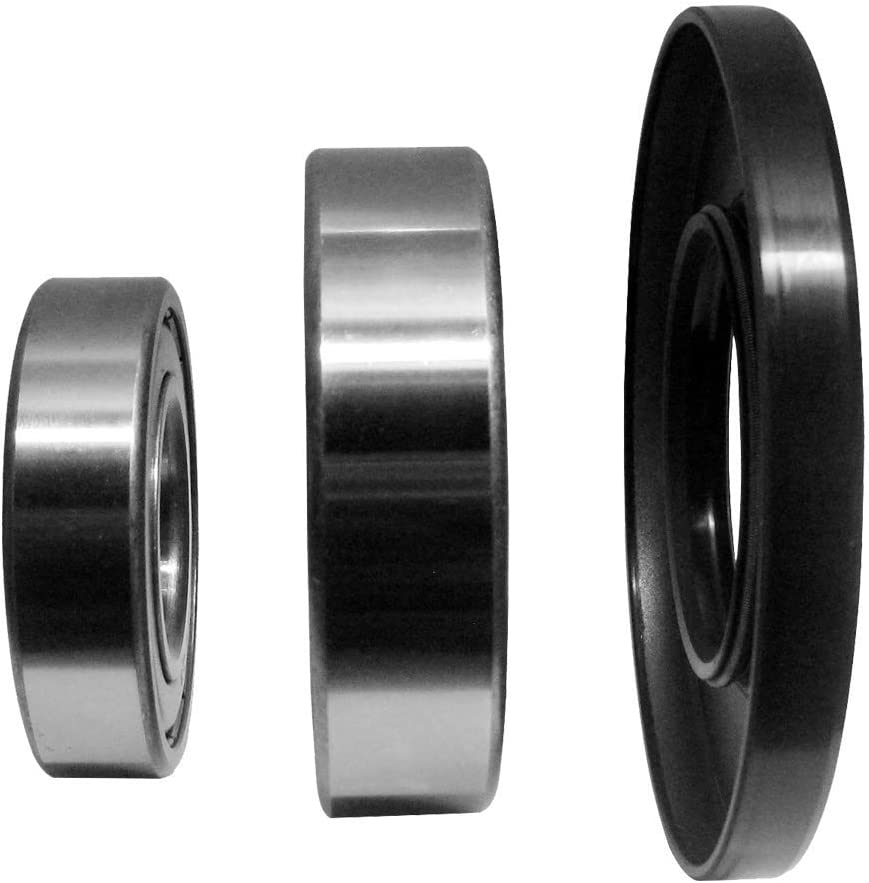 Fits Kenmore Tub 280253 Front Load Bearings Washer Tub Bearing and Seal Kit with Nachi bearings Includes a 5 year replacement warranty and link to ourHow To videos