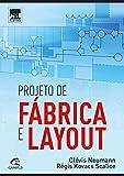 capa de Projeto de Fábrica e Layout