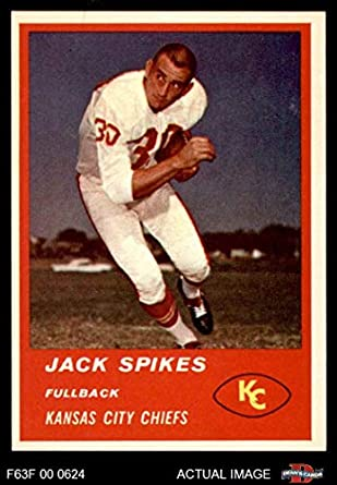 Image result for jack spikes kansas city chiefs