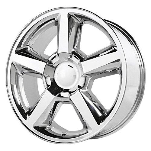 Wheel Replicas V1164 Chevrolet Tahoe LTZ Chrome Wheel (20x8.5