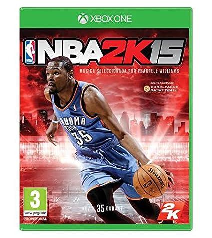 NBA 2K15: xbox one: Amazon.es: Videojuegos