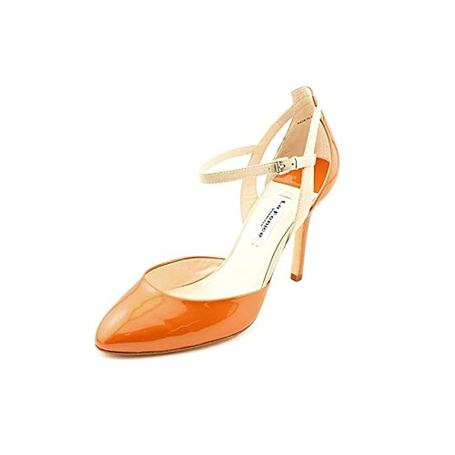 La Fenice Blondie Womens Shoes Orange 5M