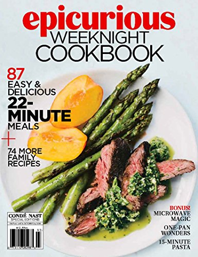 - Epicurious WEEKNIGHT COOKBOOK