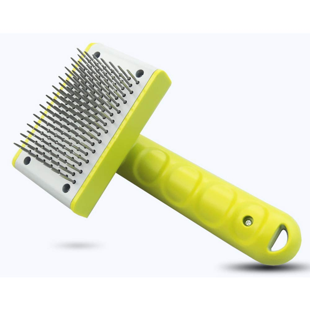 Strimm Dog/Cat Detangling Grooming Shedding Cleaning Slicker Brushes Comb Tool by Strimm
