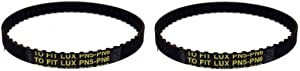 (Vacuum Parts) (2) Belts for Electrolux Vacuum Cleaner Belt 7527-9, 7527-3 - New