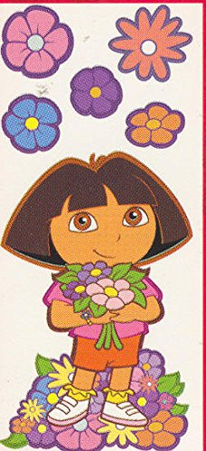 Blue Mountain Wallcoverings GAPP1828 Dora the Explorer Giant Sticker
