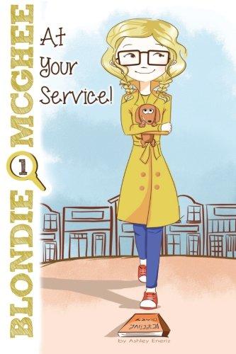 Blondie McGhee: At Your Service (Volume 1)