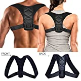 Gatycallaty Posture Corrector Clavicle Fracture Support Back Shoulder Correction Brace Belt