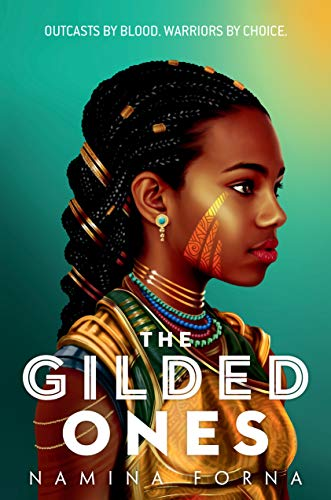 Book Cover: The Gilded Ones
