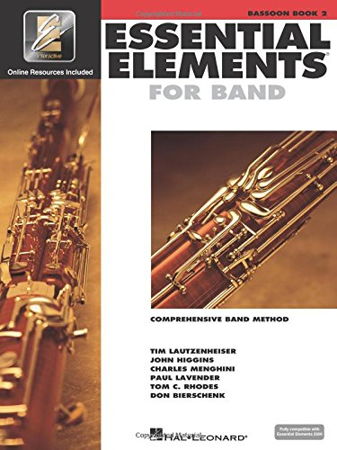 Essential Elements 2000: Book 2 (Bassoon)