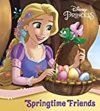 Springtime Friends (Disney Princess)