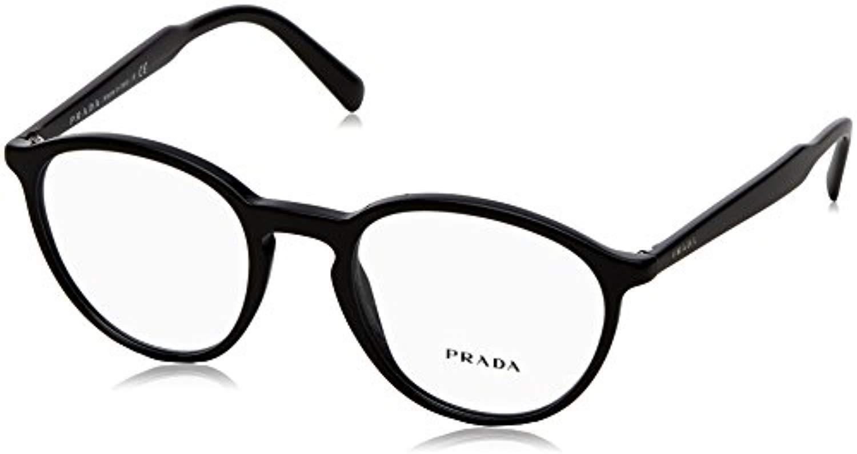 Wählen Sie für neueste Online-Shop Beamten wählen Prada Brille (PR 13TV VAW1O1 49): Amazon.co.uk: Health ...