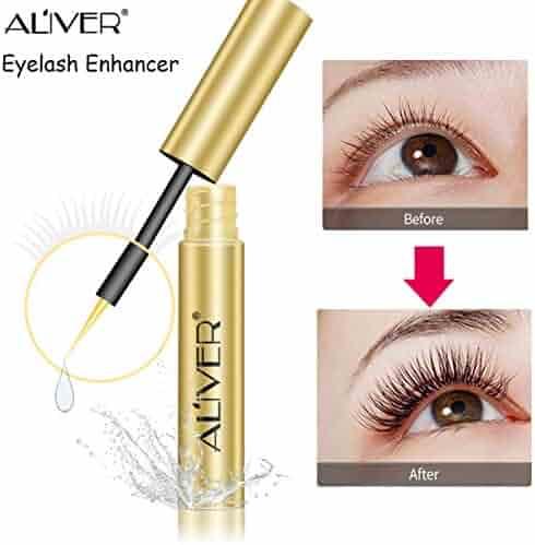 a82c8916a2e Eyelash Growth Serum,Premium Eyelash Enhancer,100% Natural and  Organic,Enhance the