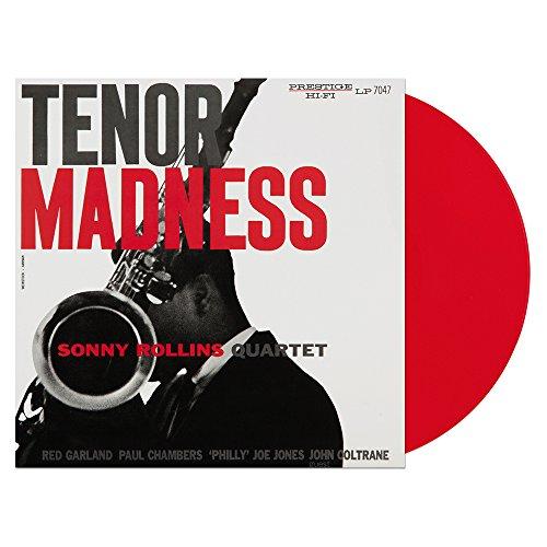 Tenor Madness Red Vinyl