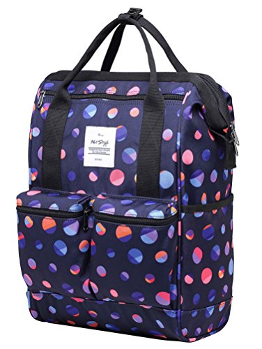 HotStyle DISA Tropical Convertible Handbag Backpack for Laptop Up To ... 14e5d1acbf41c