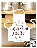 grand livre marabout de la cuisine facile le 900 recettes by collectif ????ditions