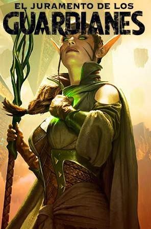 MAGIC THE GATHERING - SOBRE 15 CARTAS - EL JURAMENTO DE LOS ...