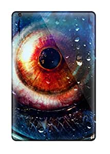Hot New Resident Evil Revaltions 3ds Boxart Case Cover For Ipad Mini/mini 2 With Perfect Design