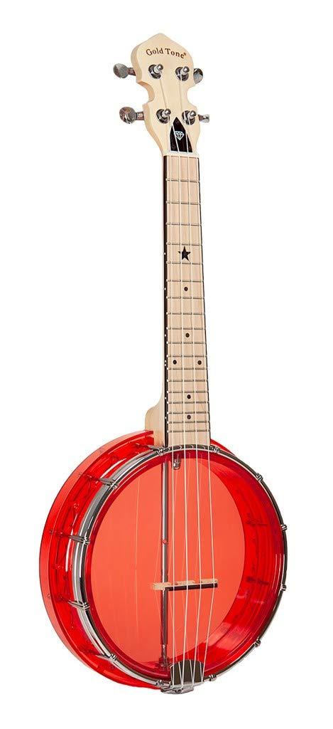 Gold Tone Little Gem Banjo Ukulele (Ruby)