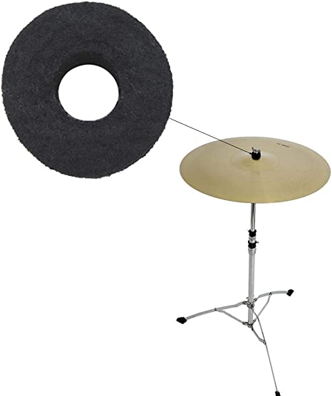 14 Inch Professional Drum Cymbal Metal Cymbal Classic Cymbal for Drum Set for Beginners and Professional Music Lovers Bnineteenteam Drum Cymbal