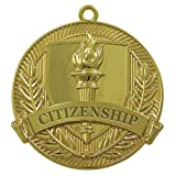 Citizenship Gold Medal (Set of 25)
