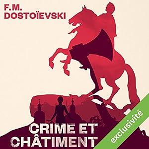 Crime et châtiment | Livre audio