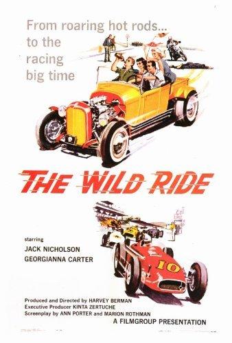 The Wild Ride POSTER Movie (27 x 40 Inches - 69cm x 102cm) (1960)
