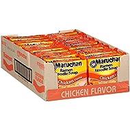 Maruchan Ramen Chicken, 3.0 Oz, Pack of 24
