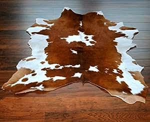 Amazon Com Calf Hide Skin Rug Xx 121 Home Amp Kitchen