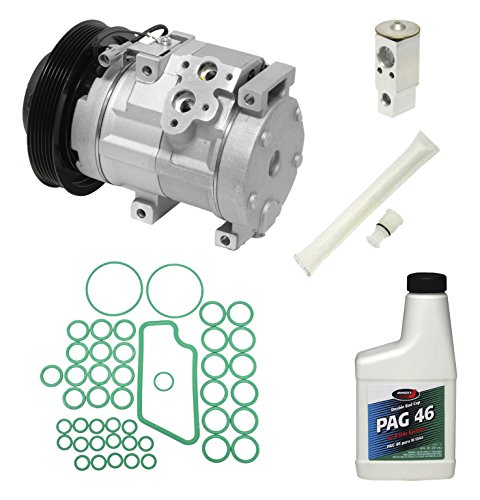 Universal Air Conditioner KT 3994 A/C Compressor and Component Kit (Best Toyota Corolla Year)