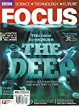BBC FOCUS, APRIL, 2012 (SCIENCE * TECHNOLOGY * FUTURE) THE RACE TO EXPLORE