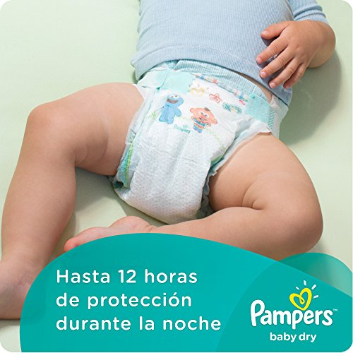 Large Product Image of Pampers Baby-Dry Disposable Diapers Size 4, 128 Count, GIANT, Packaging may vary