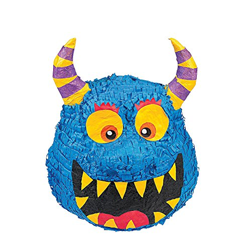 Fun Express - Monster Bash Pinata for Birthday