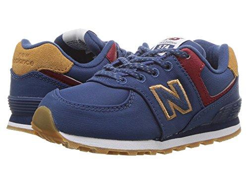 規定デモンストレーションスキニー[new balance(ニューバランス)] メンズランニングシューズ?スニーカー?靴 IC574v1 (Infant/Toddler)