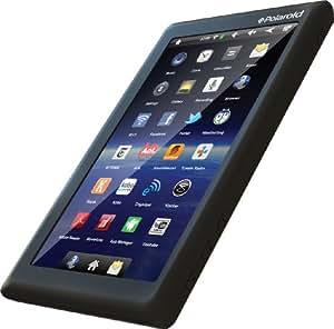 "Polaroid 7"" 4GB Internet Tablet with Android 4.0 Ice Cream Sandwich OS, Cortex A8 1GHz Processor, 512MB RAM, 4GB Internal Storage"