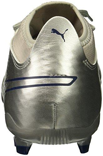 Grigio Fg Uomo Chrome blue Calcio 2 Depths Da Scarpe One Silver Puma qaBwA8